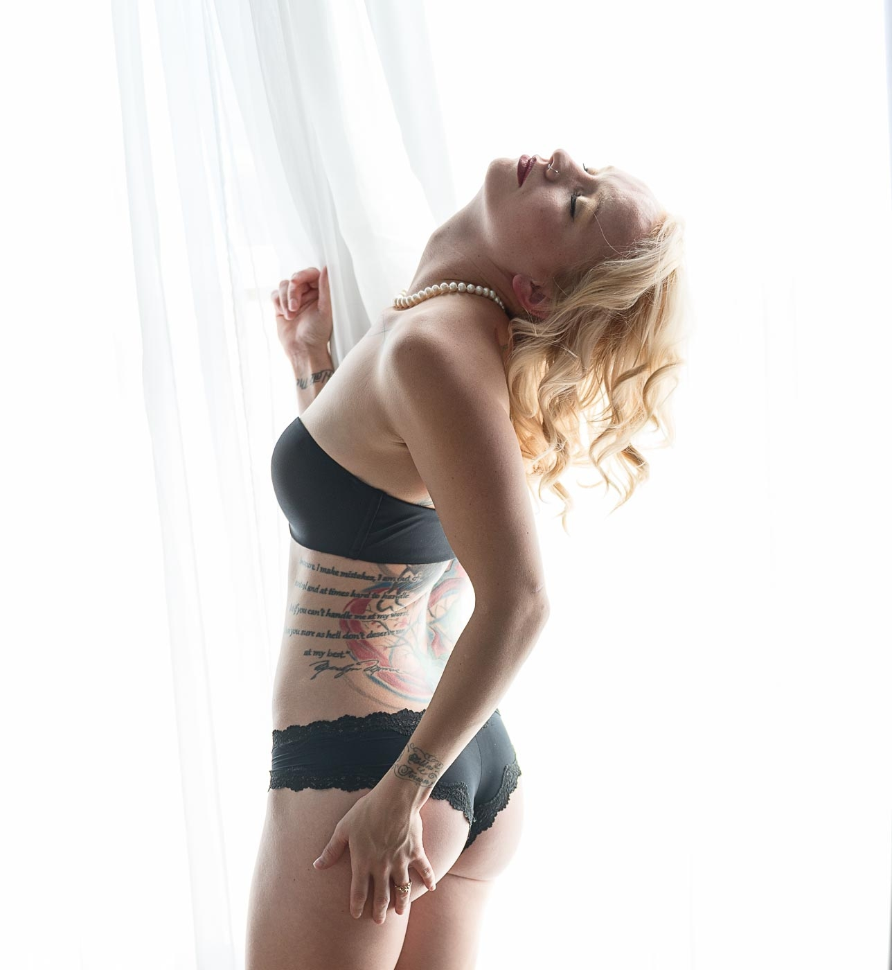 Houston Boudoir Photo at Heights Boudoir Session