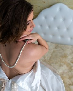 Houston Area Heights Boudoir Bridal