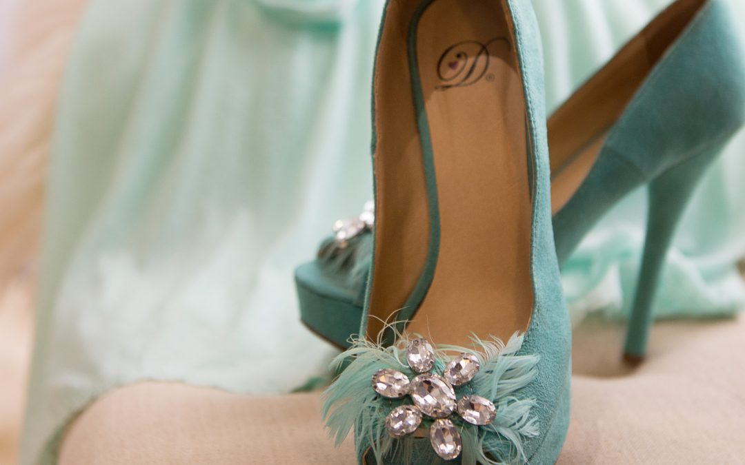 Houston Boudoir Studio:  Shoes that Rock Your Boudoir