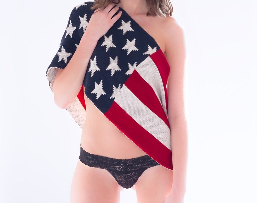 Houston Boudoir Studio:  We Support Our Troops!