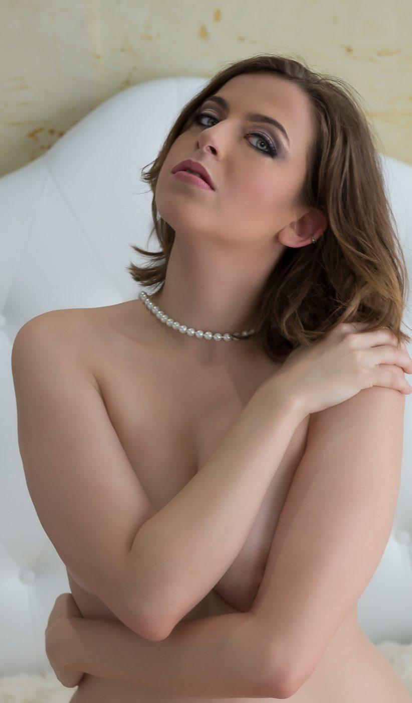 Houston Boudoir Photography with Naked Bridal