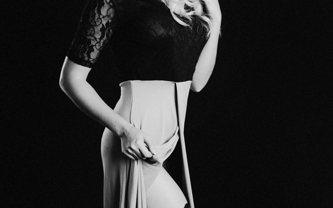 Houston Boudoir Photography:  Classic Boudoir