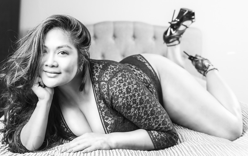 Houston Boudoir Photography:  Is it for Curvy Women?