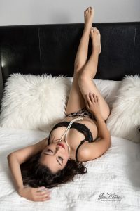 Celebrate Weight Loss with Boudoir