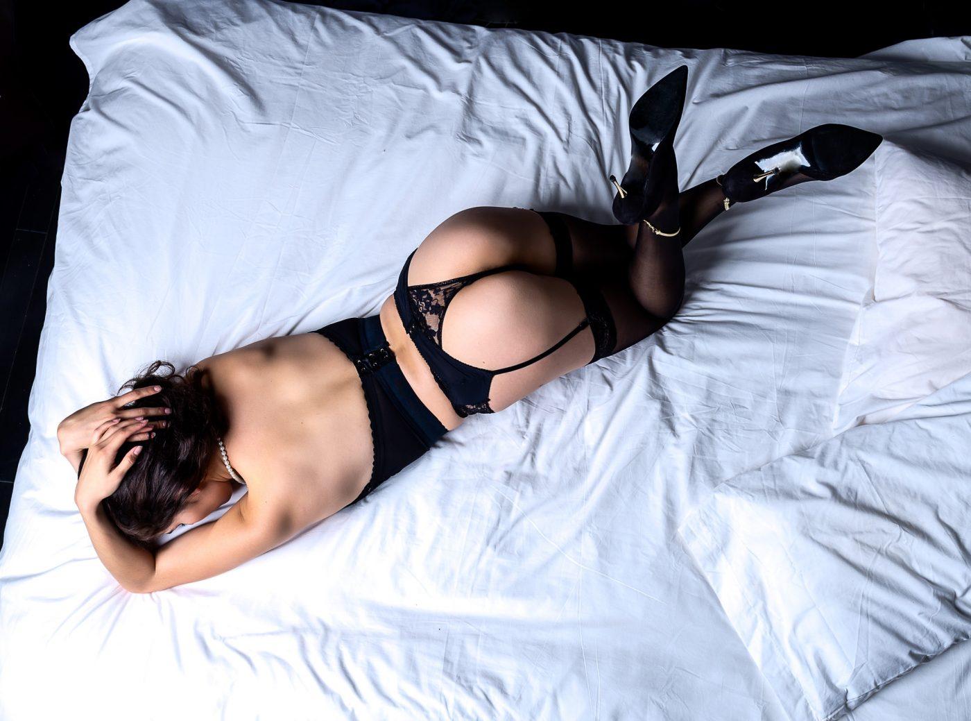 Houston Heights Boudoir Photography Professional Sensual Photographs like this sexy image of Maya