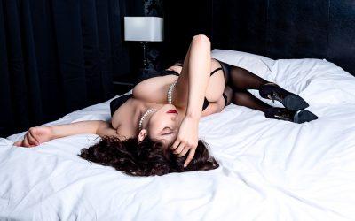 Houston Boudoir & Glamour Photography