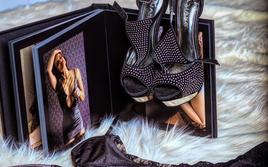 Houston Boudoir Photography Albums