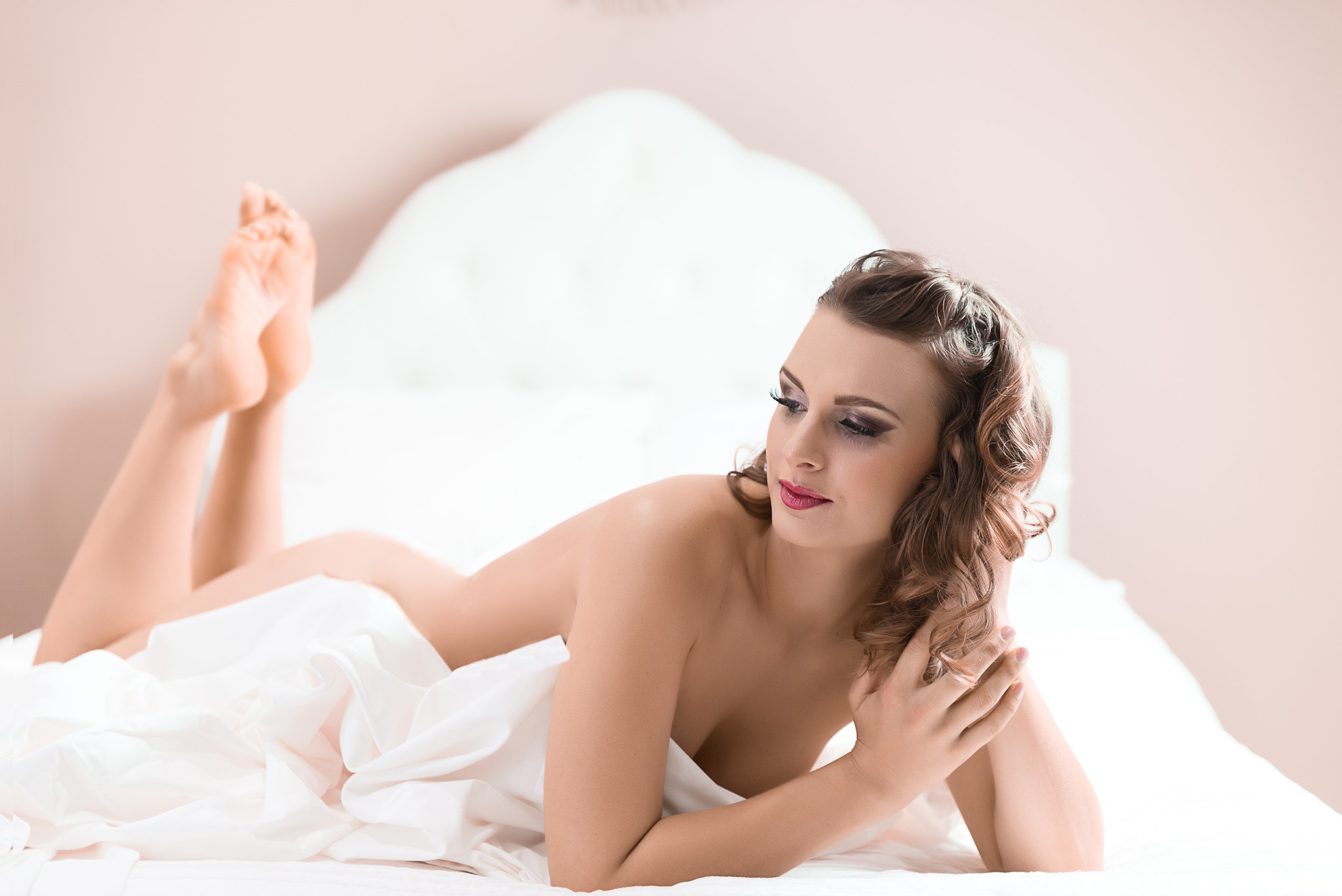 Inexpensive Houston Boudoir Photographer Lingerie Advice
