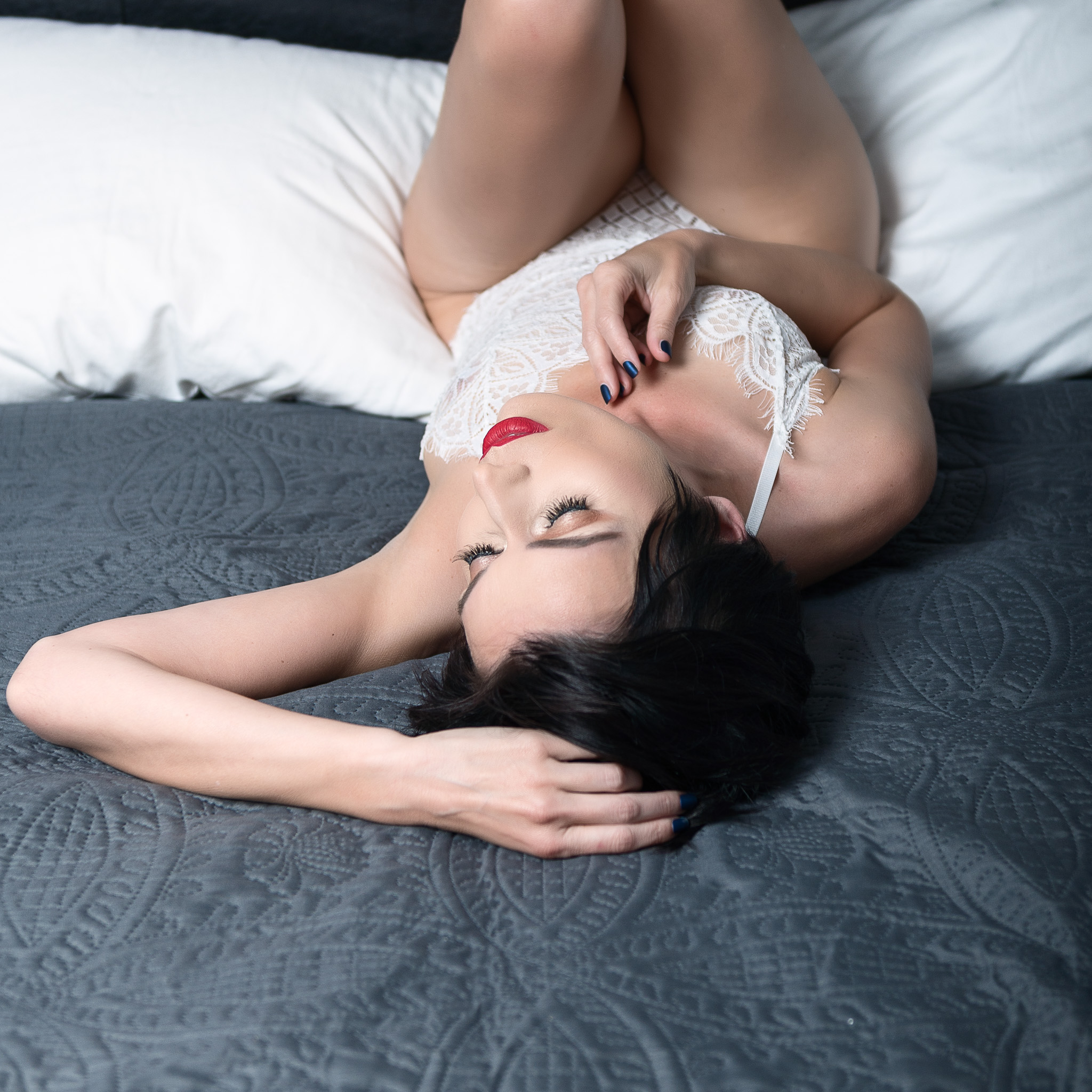Boudoir & Glamour Photography Differences are sometimes clear