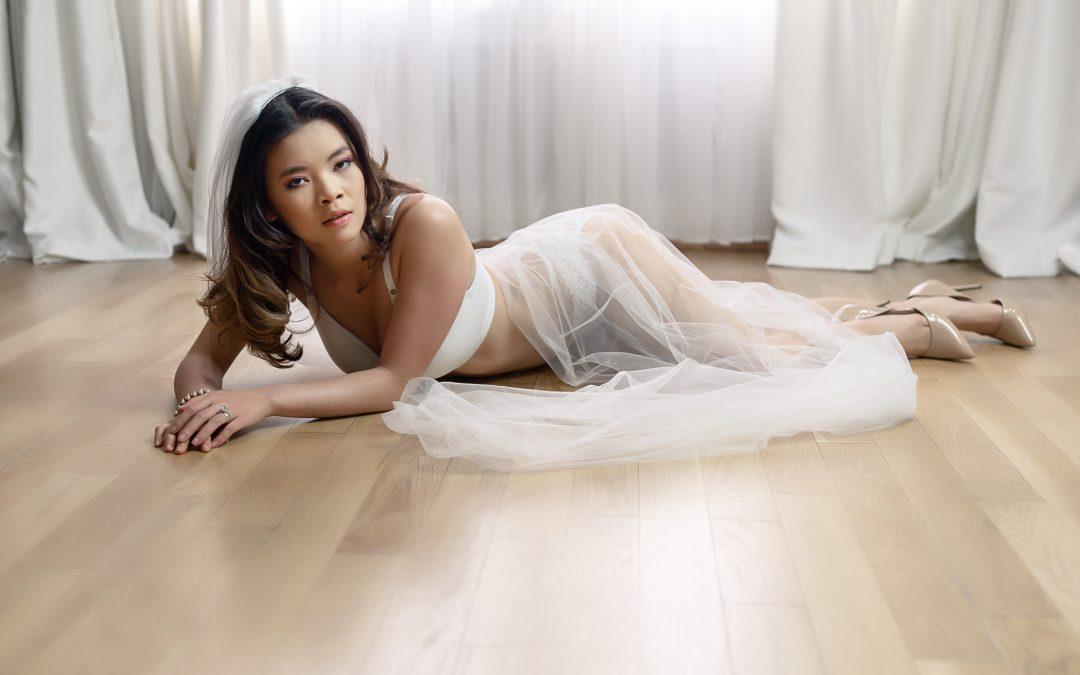 Houston Brides:  Top 5 Bridal Boudoir Accessories