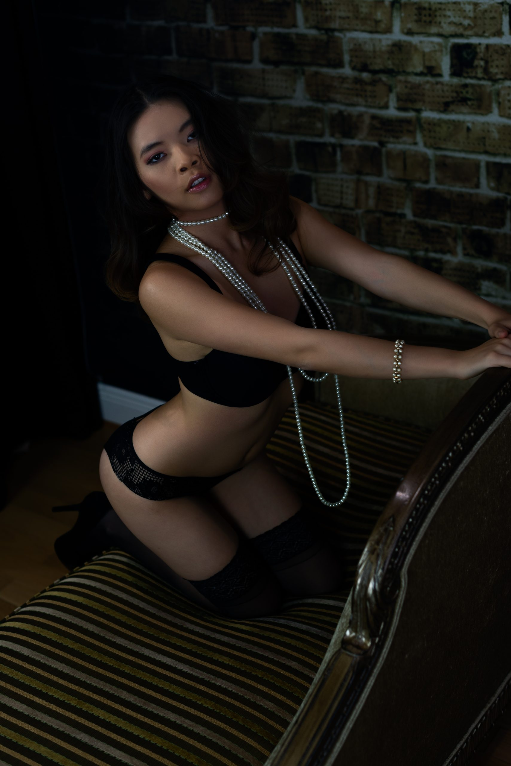 Houston boudoir studio Valentine's Day Quickie at Heights Boudoir the best Valentine's Day Special and the gift he wants!-