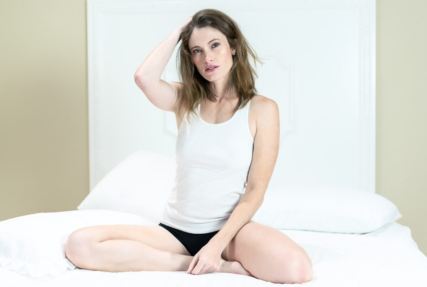 Houston Boudoir Studio With Casual Natural Sexy Ideas or Girl Next Door Look Outfits